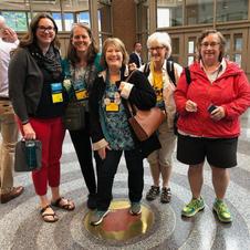 AUCE @ General Synod 2019