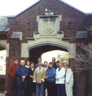 AUCE Coordinating Committee 2003