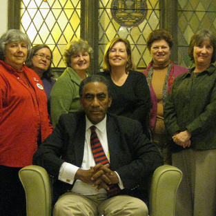 AUCE Coordinating Committee 2010