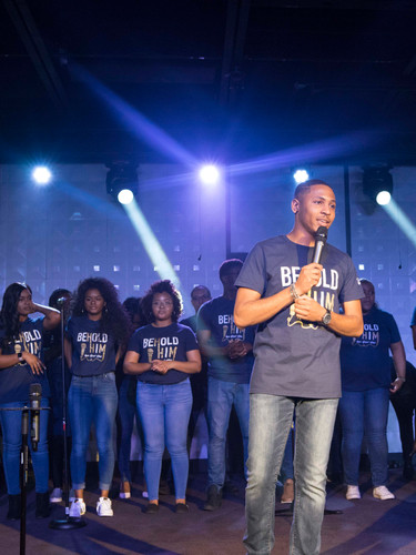 "Kean University Gospel Choir ""Behold Him"" Single Release Concert"