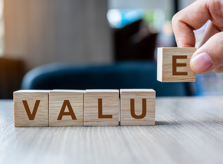 It's Time for a Value Add