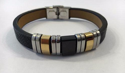 Stainless Steel  plate men's bracelet,Men's Bracelet,Men's jewelry