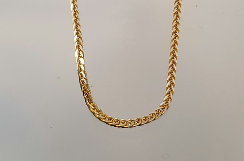 14k  gold chain , Gold necklace, Yellow 14k  gold necklace