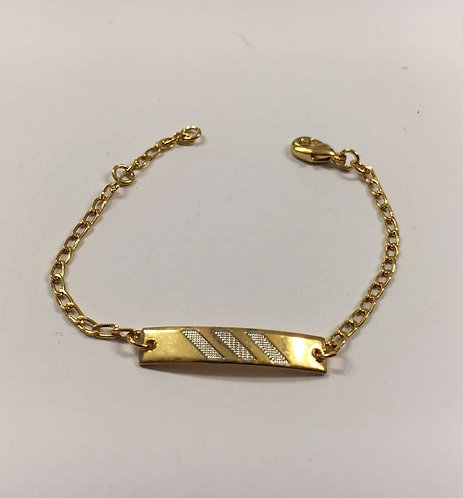 Girls bracelet , gold-filled bracelet , Gift for her