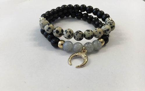 Balls Bracelet ,Men's bracelet , Beads bracelet, Men jewelry