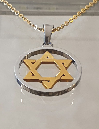 Star of David , Bar mitzvah gift ,Jewish jewelry, Judaica Jewelry