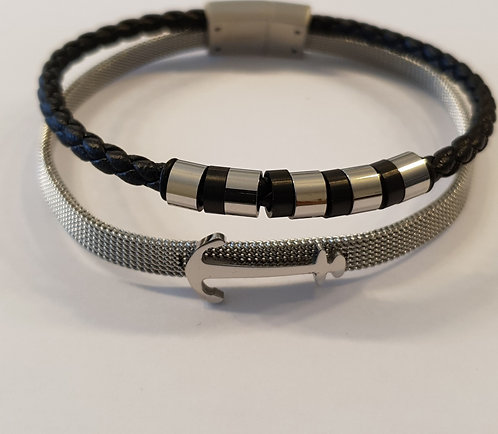 Stainless Steel  men's bracelet ,Men's bracelet ,Men's jewelry