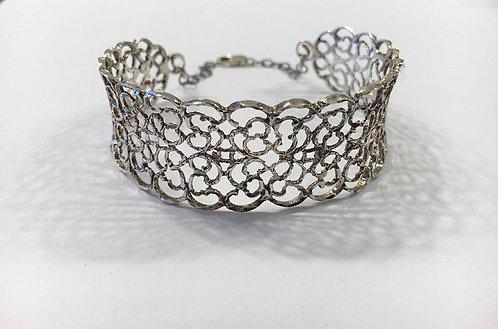 silver bracelet  ,Gift for her , women bracelet , silver jewelry