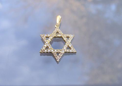 Star of david 14k gold pendant star of david pendant italian star of david 14k gold pendant star of david pendant italian gold aloadofball Image collections