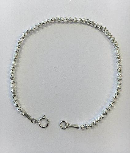 925 Silver Bracelet ,silver balls bracelet ,Silver  jewelry