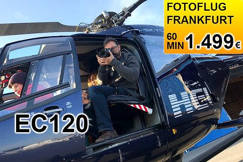 FOTOFLUG FRANKFURT EC120 - 60 MIN