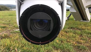 Eine Cineflex, montiert mit einem Unimount an einer EC120