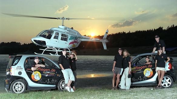 Helikopter Langener Waldsee