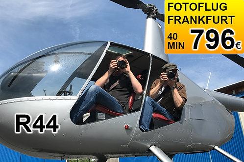 FOTOFLUG FRANKFURT R44 - 40 MIN