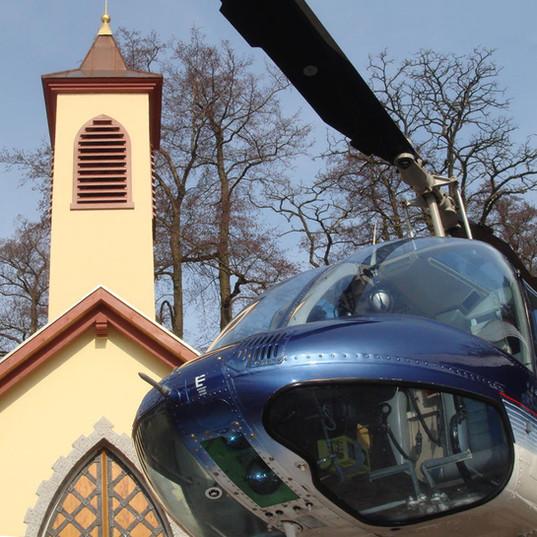 Heli-vor-Kapelle