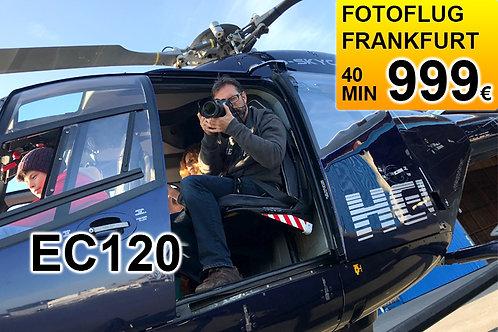 FOTOFLUG FRANKFURT EC120 - 40 MIN