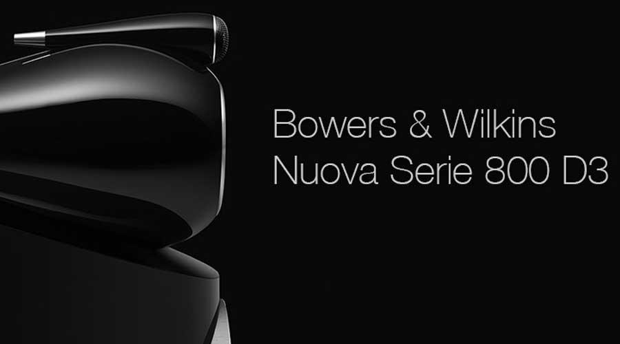 Prova Bowers & Wilkins