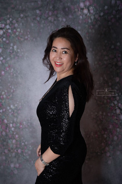 Beauty portraits for mother