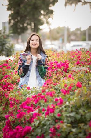 children outdoor portraits