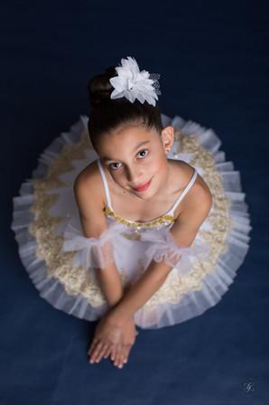 child studio portrait