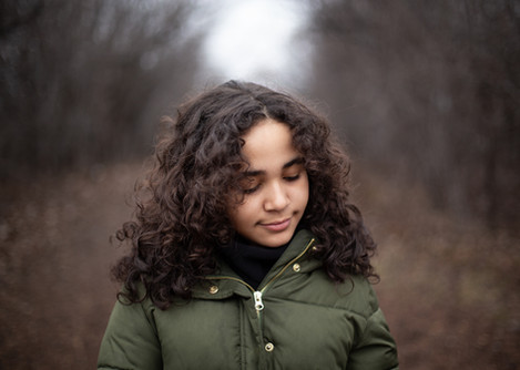 outdoors children portraits