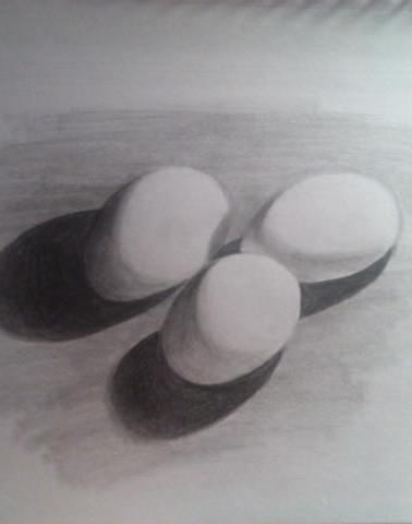 Egg Still Life