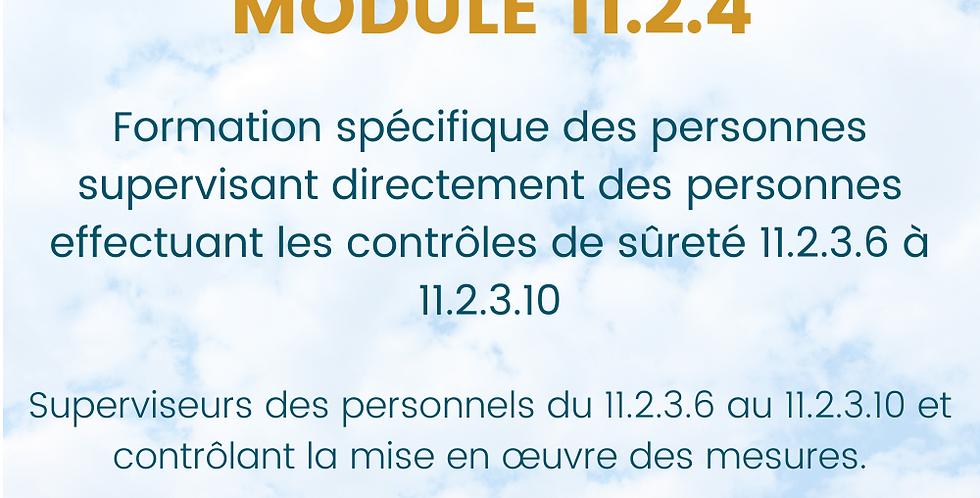 Module 11.2.4. Formation Superviseur.
