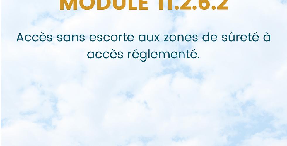 Badge Aéroportuaire. Module 11.2.6.2