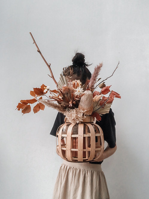 Basket: Wild & Organic