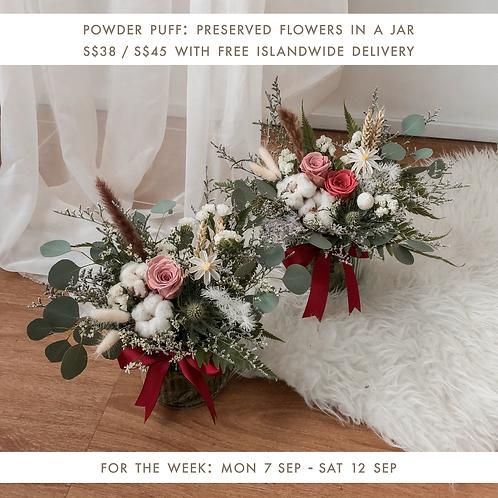Powder Puff (7 Sep - 12 Sep)