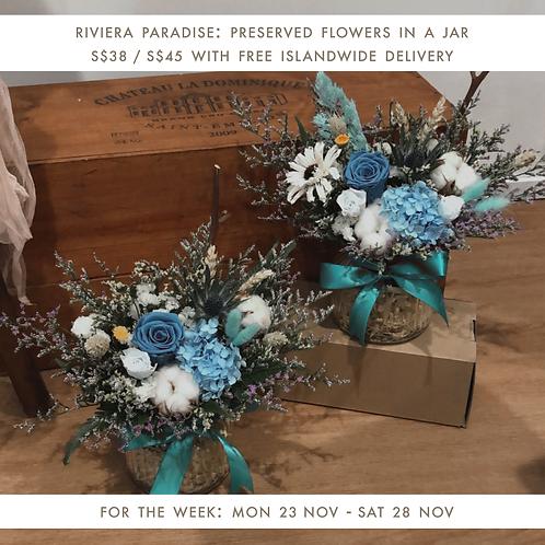 Riviera Paradise (23 Nov - 28 Nov)