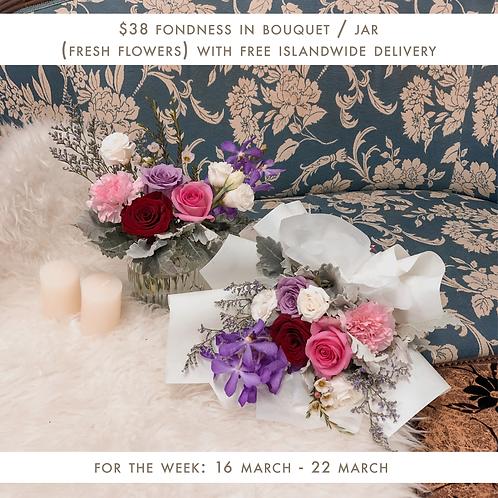 Fondness (16 Mar - 22 Mar)