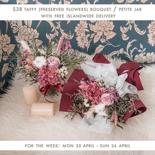Taffy: Preserved (20 Apr - 26 Apr)