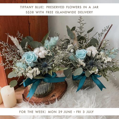 Tiffany Blue (29 Jun - 3 Jul)