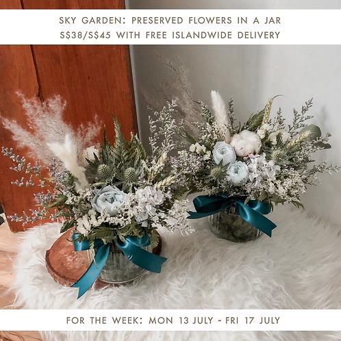 Sky Garden (13 Jul - 17 Jul)