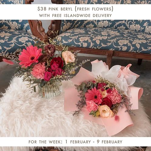 Pink Beryl (1 Feb - 9 Feb)