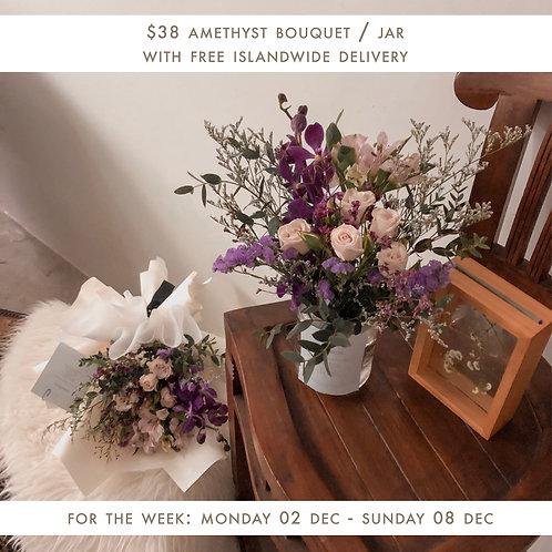 Amethyst (02 Dec - 08 Dec)