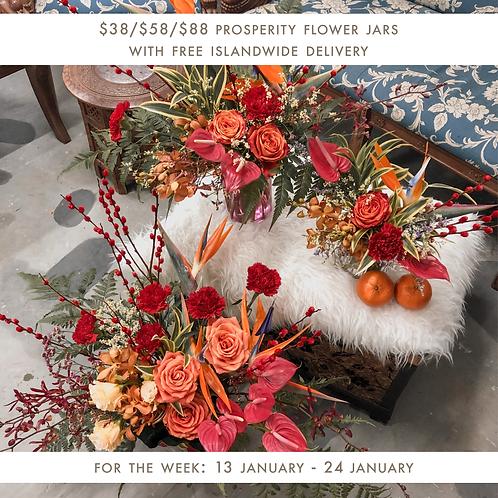 Prosperity (13 Jan - 24 Jan)