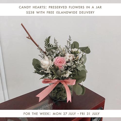 Candy Hearts (27 Jul - 31 Jul)