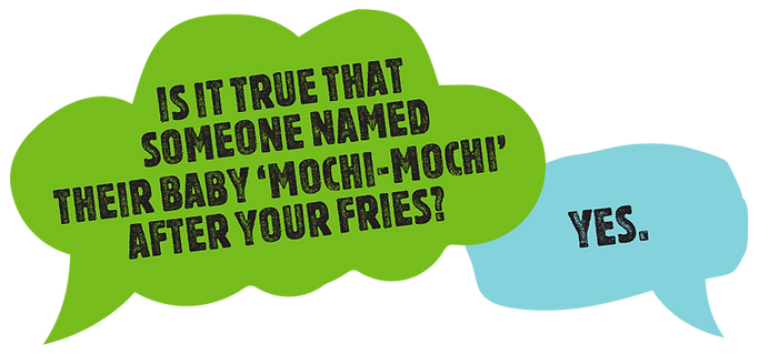 Crackbuns Berlin Burger Slider Mochi-Mochi Fries FAQ
