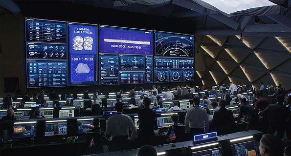 Crackbuns HQ: FUWA-FUWA Control Centre