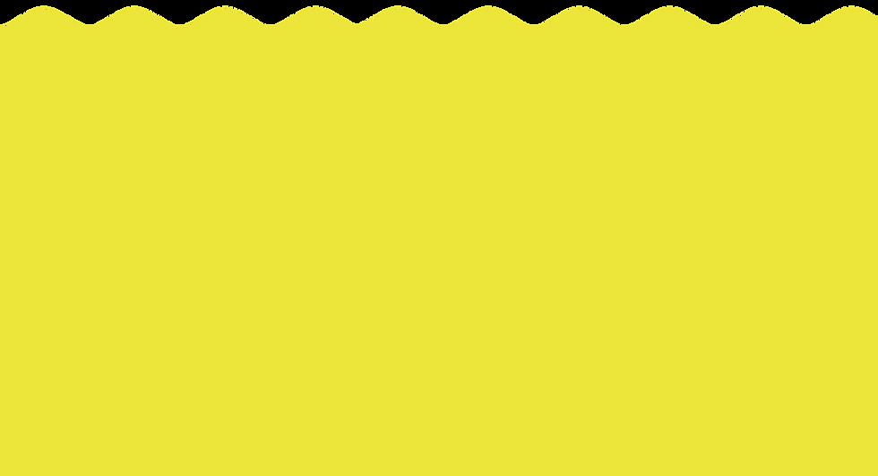 Yellow wavy background.