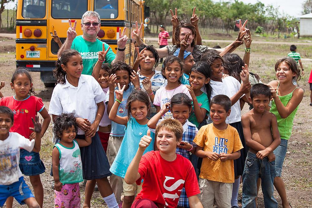 Honduras Mission Trip