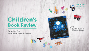 Me Books: Children's book review by Vivian Ong