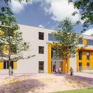 KAP Architektur Development - Funari Kompetenzzentrum, Mannheim DE