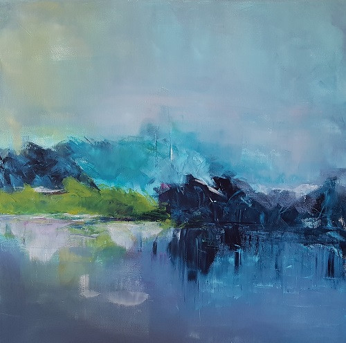 Landschaft (abstrakt)