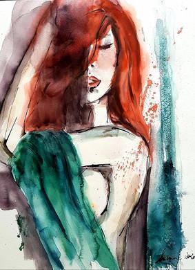 "Serie ""Red Hair"" - Ekstase"