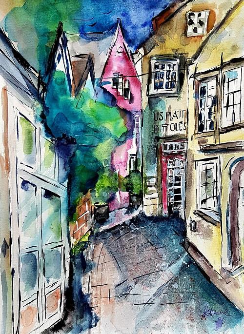 Mein Bremen - Das Schnoorviertel