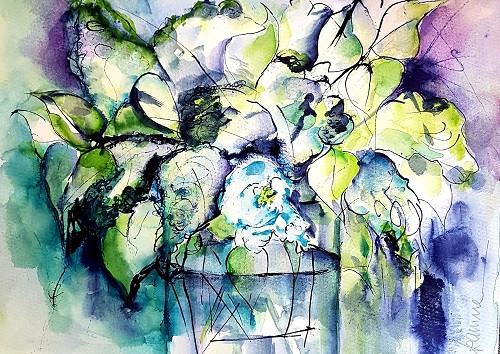 Florales (abstrakt)