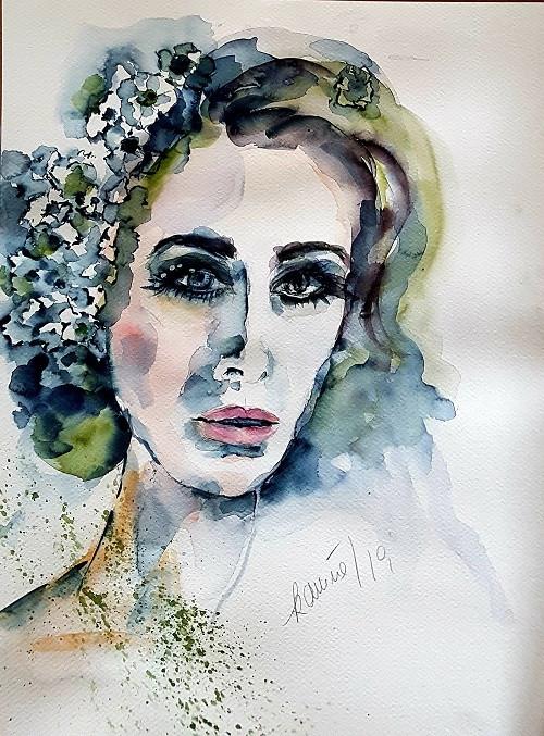 Portrait Sonja